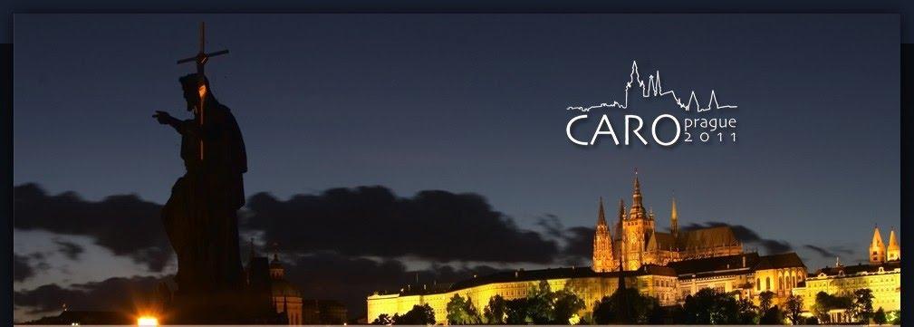CARO 2012 Prague